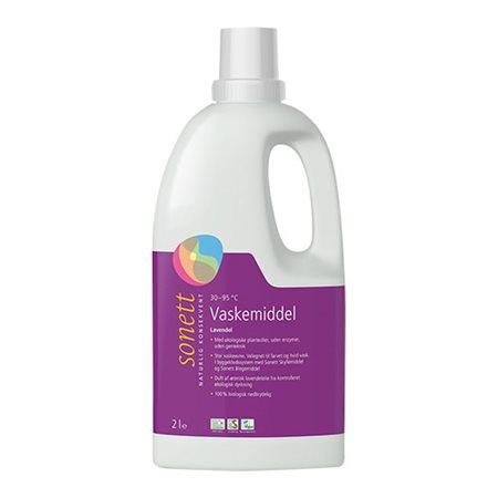 Vaskemiddel fl. lavendel  Sonett