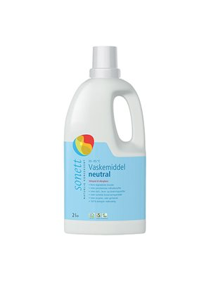 Vaskemiddel fl. neutral Sonett