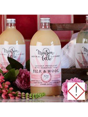 Vaskemiddel Silk & Wool Cinnamon/Jasmine Maison Belle