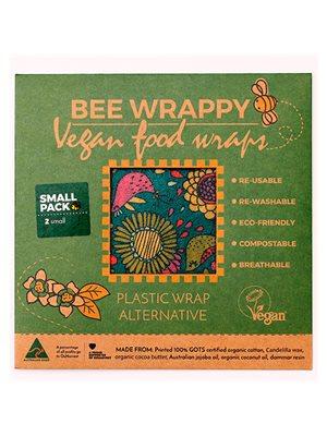 Vegan Food Wraps - 2 x small