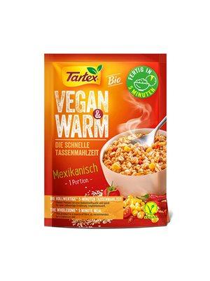 Vegan & Warm Mexican Ø