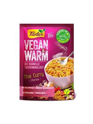 Vegan & Warm Thai Curry Ø
