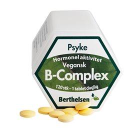 Vegetabilsk B-Complex  Berthelsen