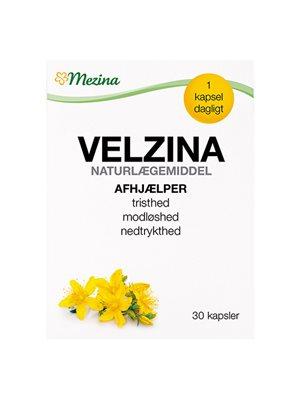 Velzina hypericum 231-333 mg