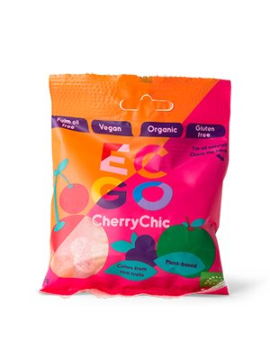 Vingummi Cherry Chic Ø