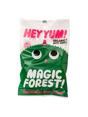 Vingummi Magic forest Ø Hey Yum