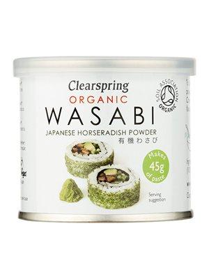 Wasabi pulver Ø
