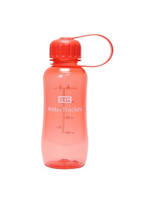 WaterTracker 0,3 L. Coral BPA-fri drikkeflaske 0,3 L Coral