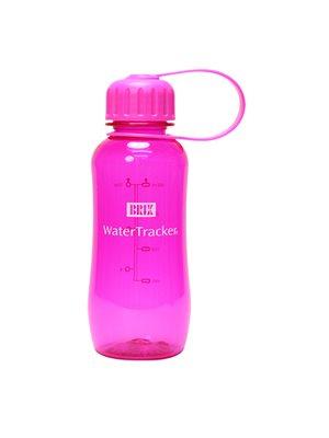 WaterTracker 0,3 L. Hot Pink BPA-fri drikkeflaske af Tritan