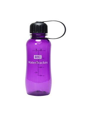 WaterTracker 0,3 L Purple BPA-fri drikkeflaske af Tritan