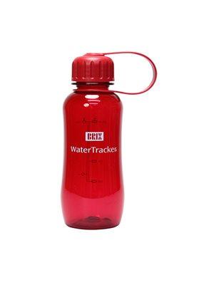 WaterTracker 0,3 L Red BPA-fri drikkeflaske af Tritan