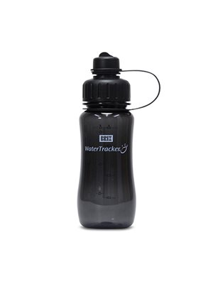 WaterTracker Black 0,5 l BRIX