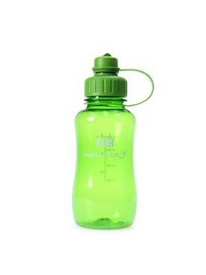 WaterTracker Green 0,75 l  drikkedunk BRIX