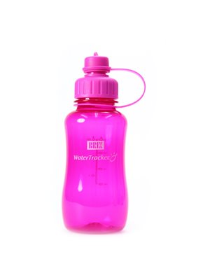 WaterTracker Hot pink 0,75 l  drikkedunk BRIX
