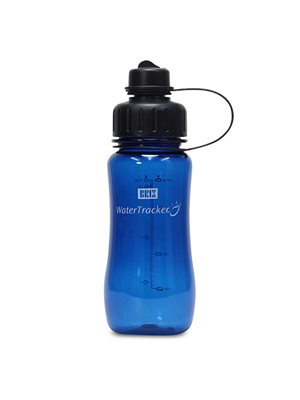 WaterTracker Navy Blue 0,5  l drikkedunk BRIX