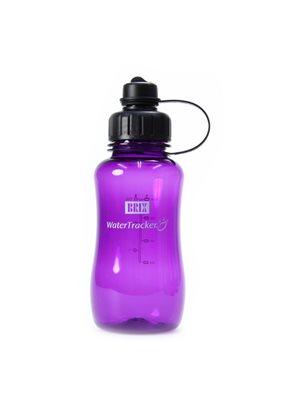 WaterTracker Purple 0,75 l  drikkedunk BRIX