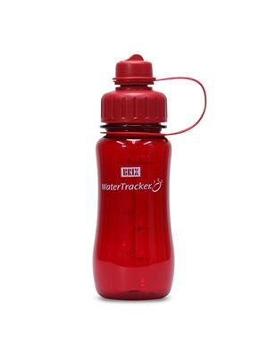 WaterTracker Red 0,5 l  drikkedunk BRIX