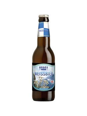 Weissbier øl 4,8% alc.vol. Ø
