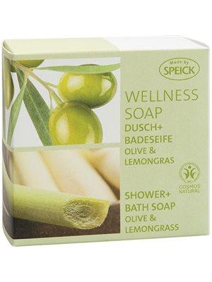 Wellness sæbe Oliven,  Lemongræs Walther Rau