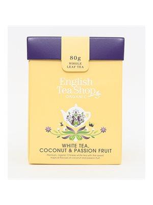 White Tea, Coconut & Passion Fruit Ø