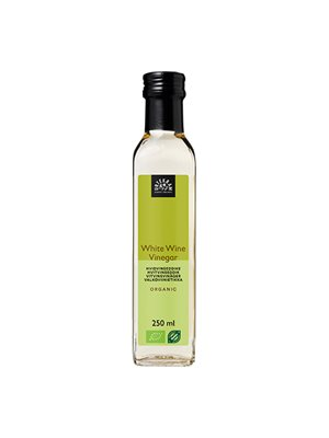 White Wine vinegar Ø