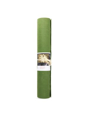 Yoga måtte eco Lichen grøn  63 x 183 cm