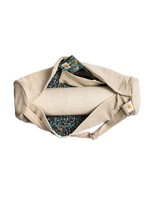 Yoga taske Retro print