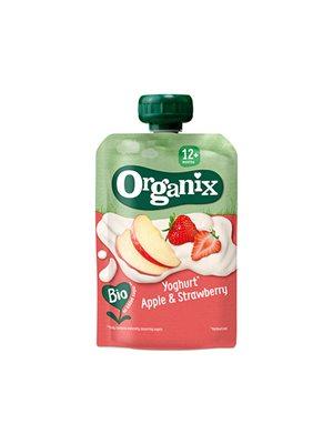 Yoghurt, Æble & Jordbær Ø