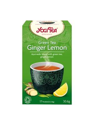 Yogi Green Tea Ginger Lemon Ø