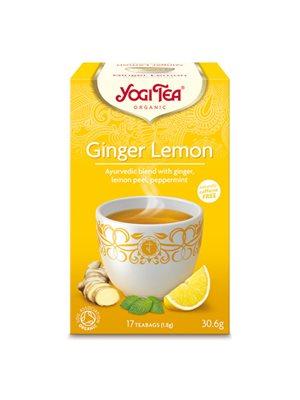 Yogi Tea Ginger Lemon Ø