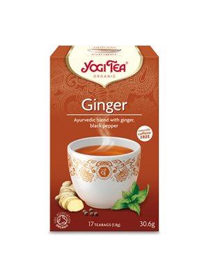 Yogi Tea Ginger Ø