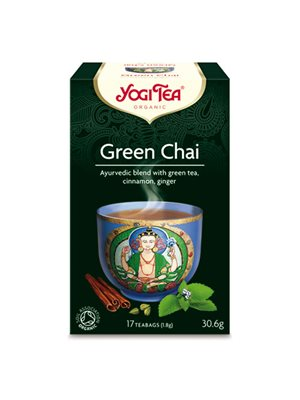 Yogi Tea Green Chai Ø