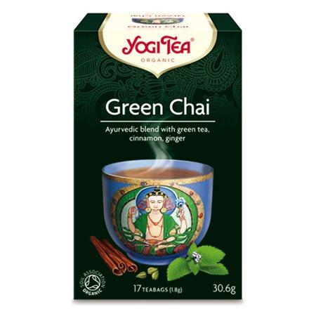 Yogi Tea Green Chai Ø