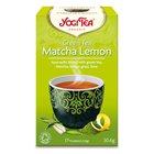 Yogi Tea Green tea Ø matcha lemon organic