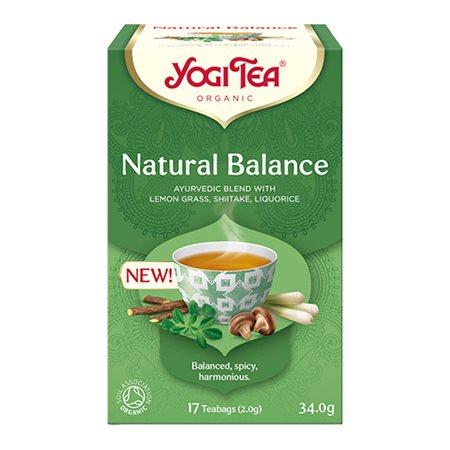 Yogi Tea Natural balance, Ø