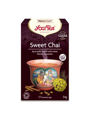Yogi Tea Sweet Chai Ø