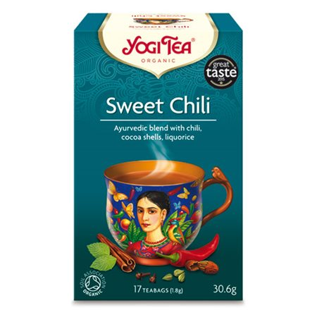 Yogi Tea Sweet Chili Ø