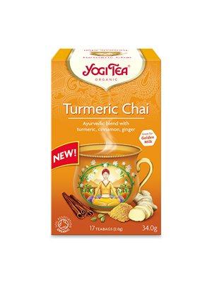 Yogi tea Turmeric Chai Ø