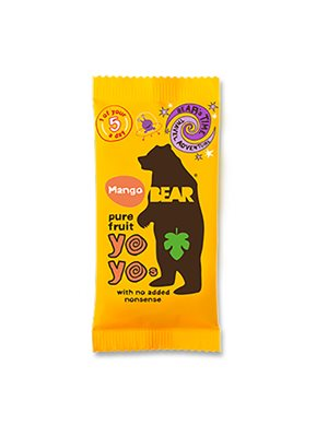 Yoyo pure fruit mango Bear