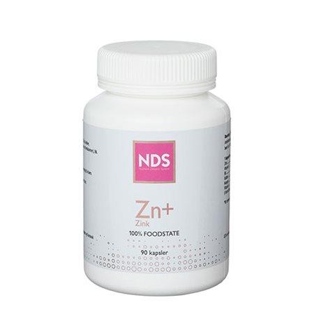 Zn+ Zinc